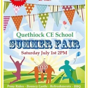 Quethiock Fair