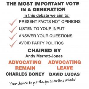 Referendum Debate