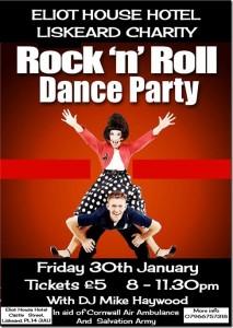 Rocknroll Dance Aid