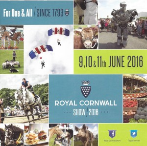 Royal Cornwall Show