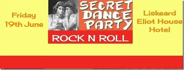 Secret Dance Party