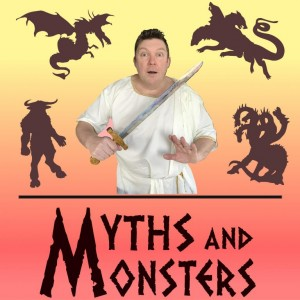Squashbox - Myths and Monsters