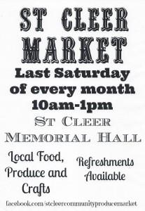 St Cleer Market