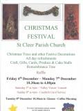 St Cleer christmas Festival