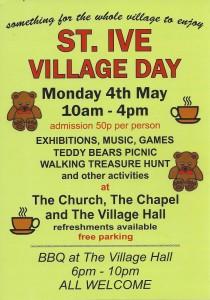 St Ive Village Day