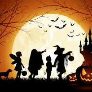 St Keyne halloween