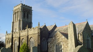 St Martins Church Liskeard Cornwall