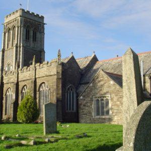 St Martins Church Liskeard Cornwall