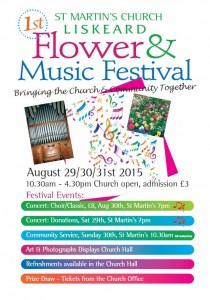 St Martins Flower Festival