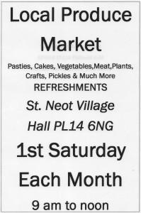 St Neot Market