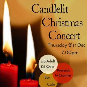 Sterts Candlelit Concert