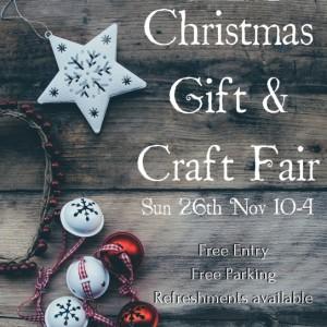 Sterts Christmas Fair