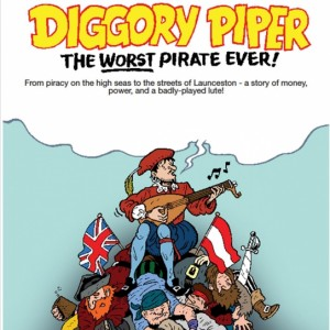 Sterts - Diggory Piper