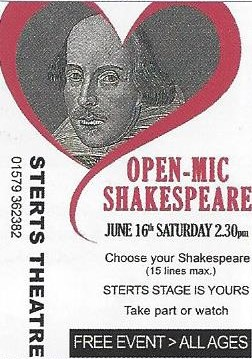 Sterts - Love of Shakespeare