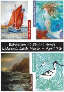 Stuart House Art Exhibition