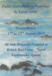 Stuart House Painting Exhibition