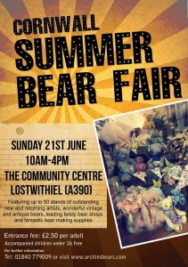 Summer Bear Fair