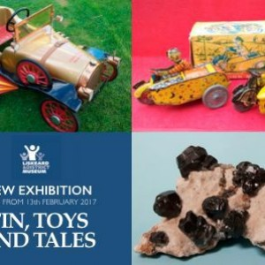 Tin Toys and Tales