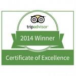 Trip Advisor Excellence Square