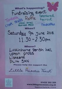 Upton Cross Fundraiser