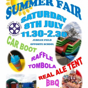 Upton Cross Summer Fair