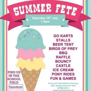 Upton Cross Summer Fete