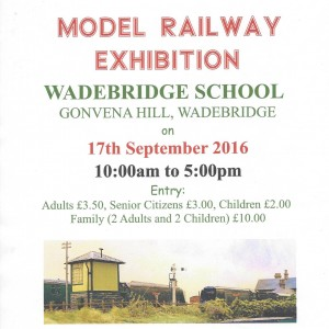 Wadebridge Model Exhibition