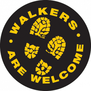 Walkers Welcome Round