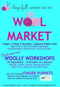 Wool Market poster