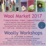Woolly poster