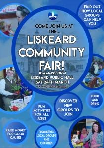 community fair poster