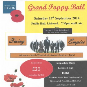 grand poppy ball 13 sep 14